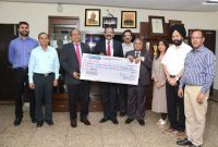 NHDC pays Interim Dividend to NHPC
