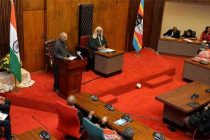 India keen on sharing developmental model with Swaziland: Kovind