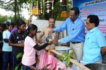 Free Buttermilk Distribution Centres opened for Public at Neyveli