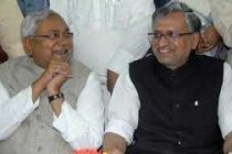 Bihar council polls: Nitish Kumar, Sushil Modi file nomination papers