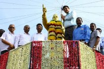 NLCIL pays rich tributes to  Dr. Babasaheb Ambedkar on his 127th Birth Anniversary