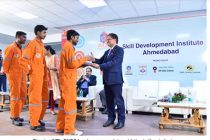 Skilling India: First batch graduates from SDI Ahmedabad with 100% campus placement