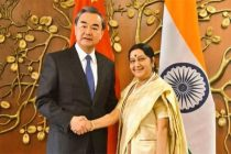 Sushma in China from Saturday, to hold talks with Wang Yi