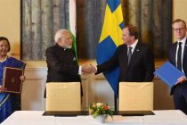 India, Sweden ink joint action plan, innovation partnership