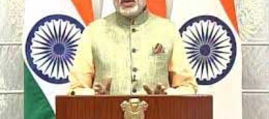 माननीय प्रधानमंत्री ने वाराणसी सीजीडी परियोजना राष्ट्रब को समर्पित की
