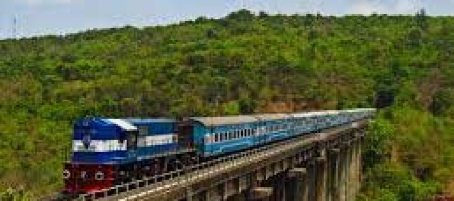 Rail connectivity for 3 more N-E states by 2023
