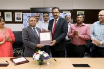 NHDC SIGNS MoU WITH NHPC FOR THE FINANCIAL YEAR 2018-19