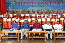 NLCIL Jawahar Schools Kindergarten Graduation Day 2018