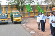 NLCIL Inaugurates Solid Waste Management Project in Neyveli Township