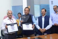 POWERGRID signs an MoU with Ministry of Power