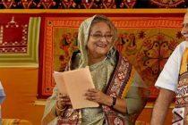 Modi, Hasina discuss bilateral issues, security at Santiniketan meet