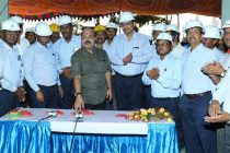 Dr. S.K. Acharya CMD, NLCIL inaugurates various supporting services of Neyveli New Thermal Power Project