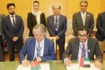 UAE, Afghanistan sign MoU in area of labour
