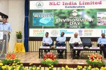 NLCIL celebrates World Environment Day 2018