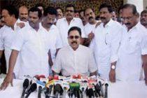 Split verdict in 18 MLAs disqualification case in TN
