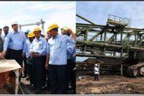 Mine-I Lignite Conveyor system Re-arrangement – Latest initiative by NLCIL