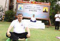PNB celebrates yoga day