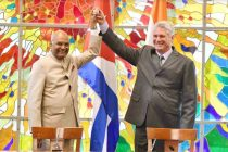 India seeks Cuba's help in empowering developing nations