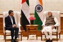 UAE minister meets Modi, discusses bilateral cooperation