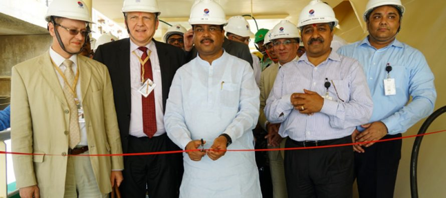 1st LNG cargo under long term contract with Russia arrives at Dahej