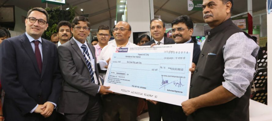 REC commits USD 1 million to ISA on Environment Day