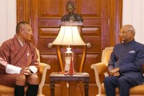 India, Bhutan share exemplary relationship: President