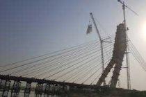 Delhi to get Signature Bridge in October
