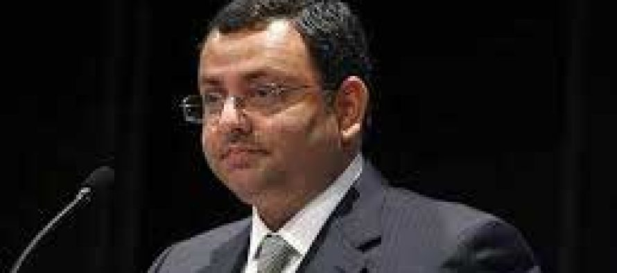 NCLT upholds Tata Sons 2016 move sacking Cyrus Mistry as Chairman