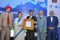 CMD, NBCC HONOURED WITH DISTINGUISHED FELLOWSHIP