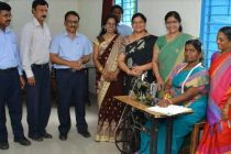 NLCIL inaugurates Free Tailoring Classes for the Women in Surrounding Villages under CSR Initiatives