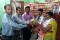 PNB felicitated Hima Das Gold medalist