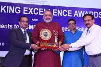 REC Bags the Most Efficient NBFC Award