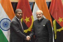 Modi meets leaders of Argentina, Angola