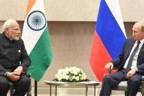India, Russia discuss bilateral trade, defence