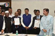 NBCC SIGNS MoU WITH  MAHA GOVT. FOR REDEVELOPMENT OF MANORA MLA HOSTEL