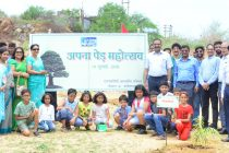 NHPC organizes 'Apna Ped Mahotsav' plantation drive