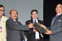 CMD, NHPC conferred CIDC Trophy