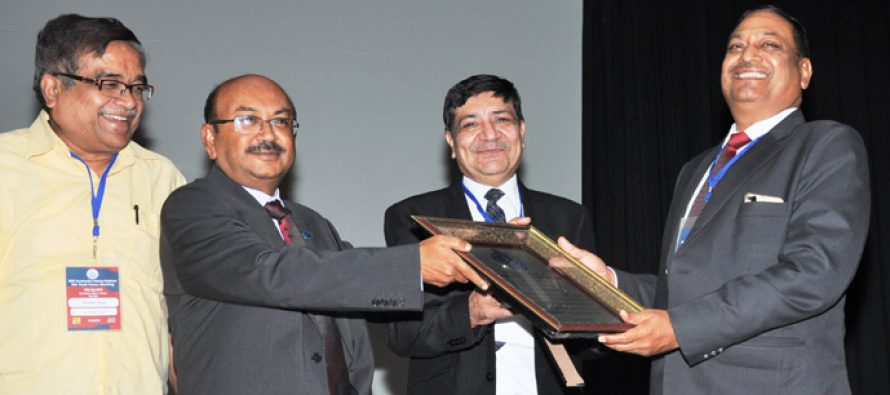 CMD, NHPC conferred CIDC Trophy