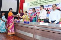 MRPL distributes LED bulbs to neighbouring villages