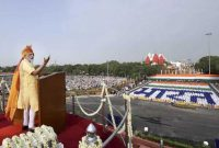 Modi promises housing, power, water for all