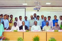 Director (HR) inaugurates  classes for 2nd  Batch Executive MBA (PT)  at Neyveli
