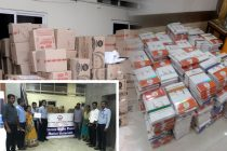 NLC India Ltd. Extends its helping hand to the flood affected people of  Kerala State