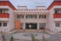 UP CM INAUGURATES VRINDAVAN WIDOWS' HOME BUILT BY NBCC