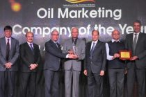 HPCL – 'Oil Marketing Company of the Year 2017'