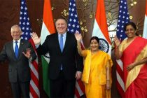 India, US to carry out new tri-services exercise next year