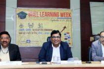 BHEL celebrates Learning Week