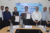 MOU signed between NHPC and BHEL