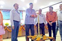 Inauguration of Hindi Pakhwara at Damodar Valley Corporation