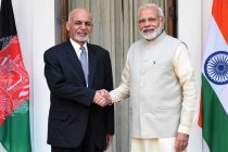 India, Afghanistan sign Shahtoot dam project