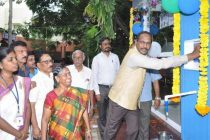 NLCIL installs modern RO Drinking Water Plant at National Institute of Siddha,Tamilnadu